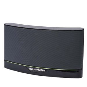 Cocktail Audio Wireless Wi-Fi and Bluetooth aptxStereo Speaker – with AUX